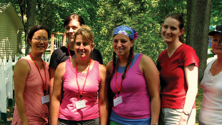 Making summer camp accessible for kids