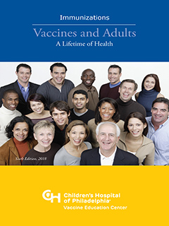 Vaccines and Adults Booklet