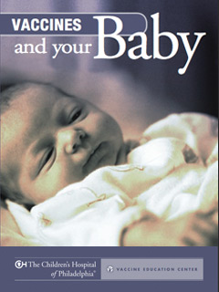 Vaccines and Your Baby Booklet