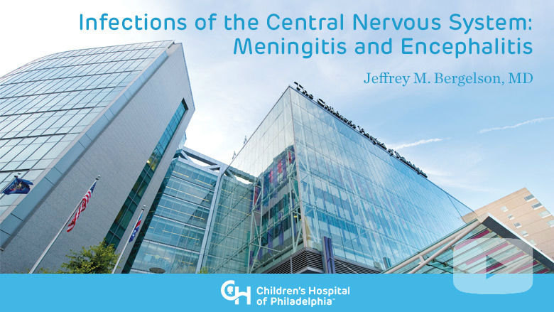 Infections of the Central Nervous System: Meningitis and Encephalitis