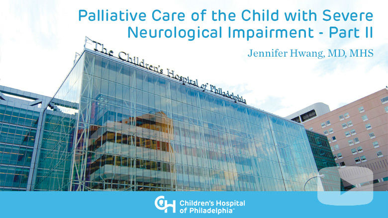 pediatric palliative care case study These conflicts can lead to moral distress in providers in addition, difficulties in prognostication aggravate the problem how teams and institutions address potential staff distress is essential to providing effective palliative care for children through a case study of a child with a severe life-limiting syndrome, an analysis of.